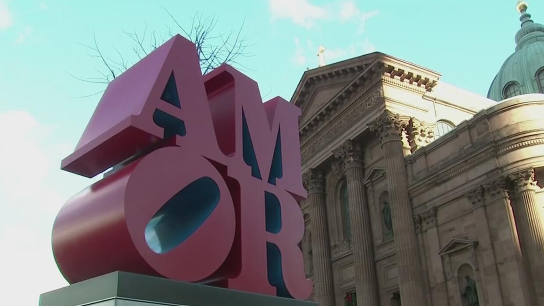 El amor tiene muchos idiomas, pero en Filadelfia está escrito en español
