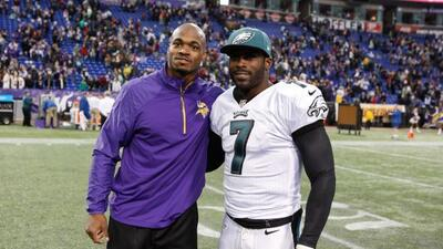 El quarterback es agente libre y podría ir a Minnesota (AP-NFL).