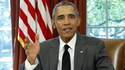 Obama anunciará plan para combatir calentamiento global