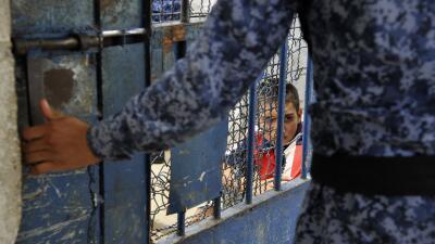 El penal colombiano donde desapareció un centenar de personas GettyImage...