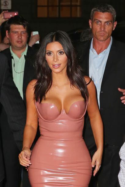 Ya TODO le conocemos a la Kardashian.