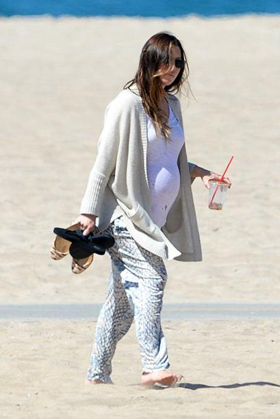 Jessica biel playa