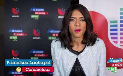 Francisca Lachapel cayó en 'lo bonito de ser Feo 12' y la conquistaron