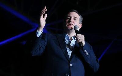 Ted Cruz: el país irá al abismo si Trump es presidente