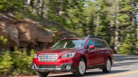 En la imagen Subaru Outback 2016. La compañía no ha recibido ningún repo...