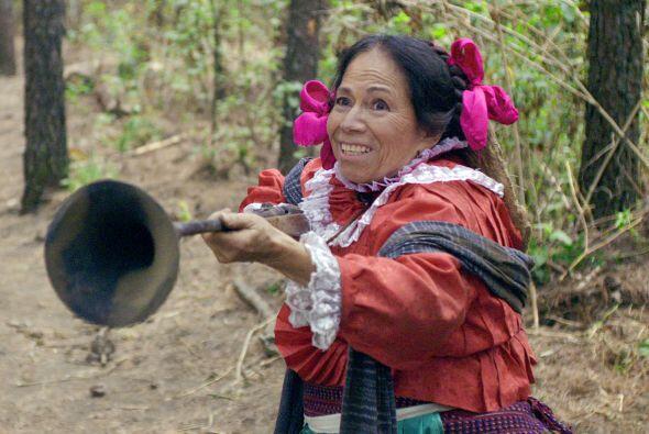 María Elena Velasco no pretendía hacer burla a las comunidades indígenas...