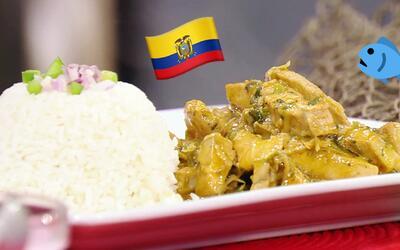 Celebramos la Independencia de Ecuador en la cocina con este Encocado de...