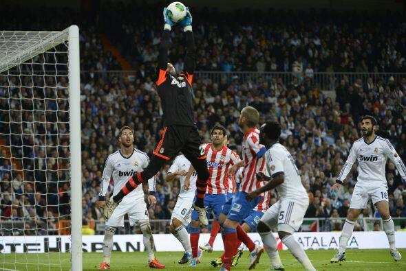 Lo que comenzó con un dominio claro del Madrid, se convirti&oacut...