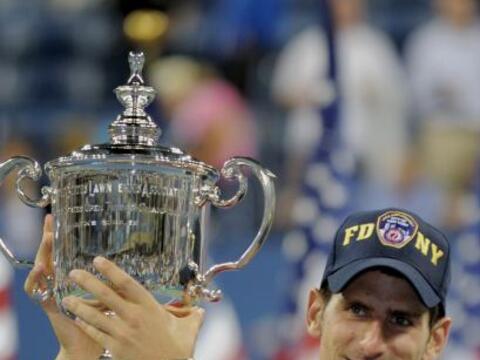 El serbio Novak Djokovic hizo valer su condición de primer favori...