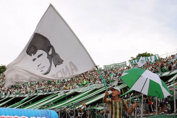 Atlético Nacional celebró el ´Día del hincha...