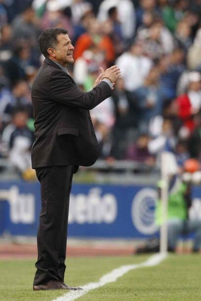 Mientras que con Juan Carlos Osorio, el colombiano ya conoce el f&uacute...