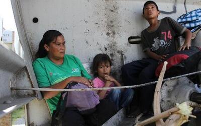 Crisis de niños migrantes se hace presente nuevamente y va en aumento