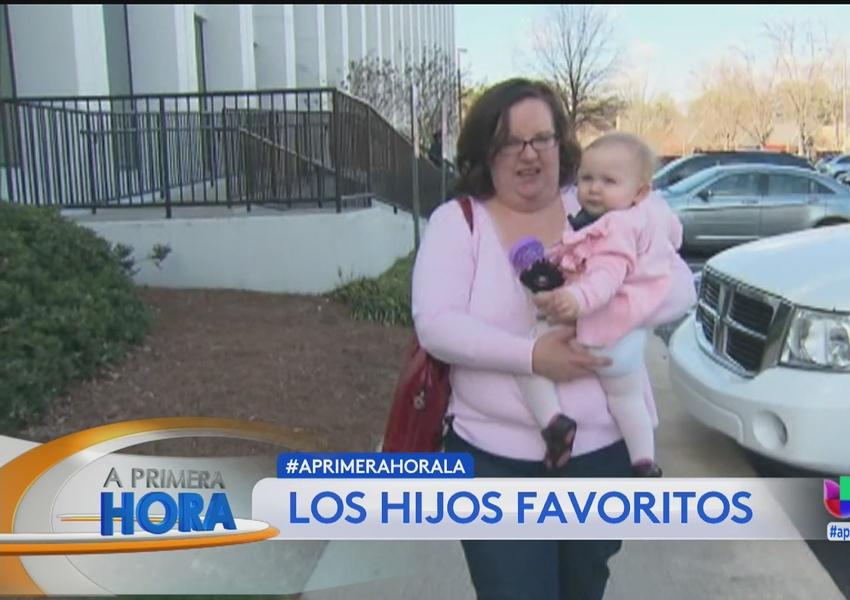 ¿Cuál es el impacto de tener un hijo favorito?