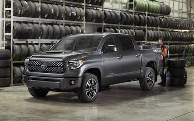Toyota Tundra TRD Pro 2018