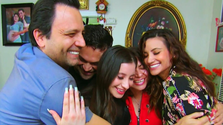 Omar y Argelia cumplieron el sueño de una oyente y la acompañaron a prep...