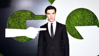 Finn Wittrock GQ 20th Anniversary Men Of The Year Party