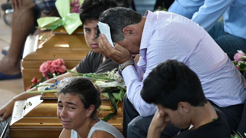 Funerales de Estado y día de duelo nacional en homenaje a las víctimas d...