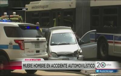 Muere una persona en accidente con autobús del CTA
