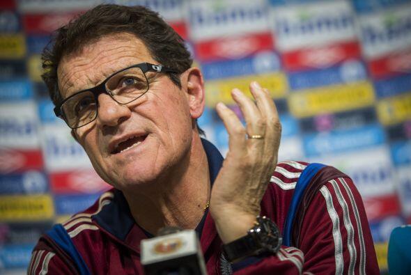 Fabio Capello. Nació el  18 de junio de 1946 (67 años).Ha...