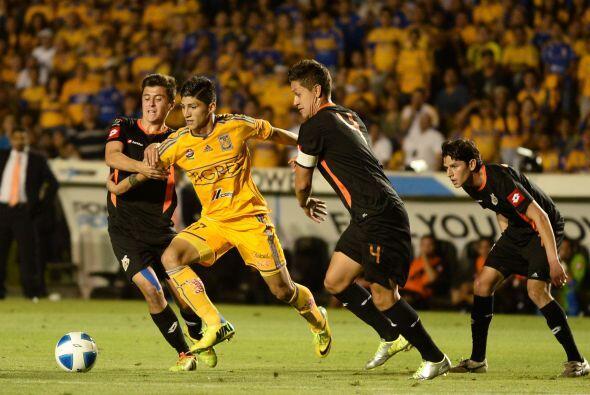 En la primera Copa del 2014 volvió a ser finalista un equipo del Ascenso...