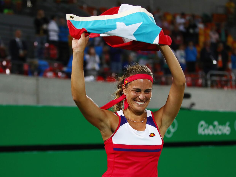 A sus 22 años hizo su debut olímpico y ganó la prim...