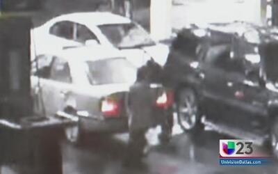 Buscan a presuntos ladrones en Dallas