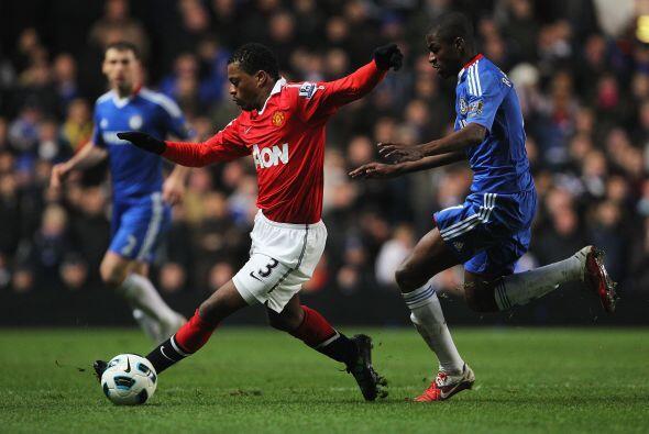 El United ya aspiraba a al menos sacar el empate.