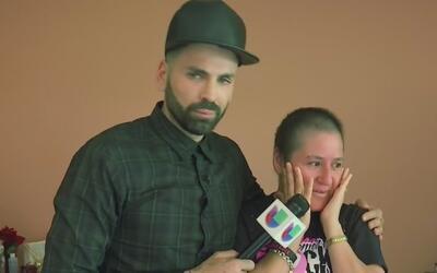 Jomari Goyso transformó a madre de cinco hijos que lucha contra el cáncer
