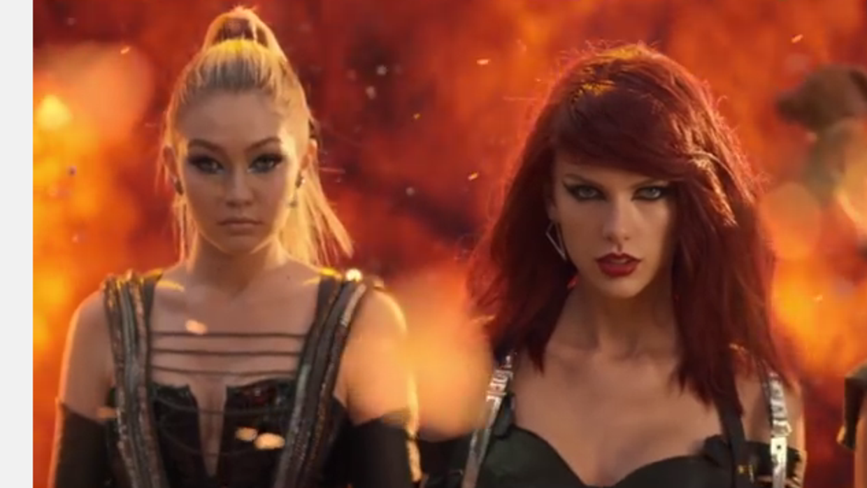 Taylor Swift - Bad Blood taylor.PNG