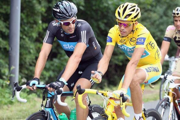 Contador ganó por segundo año consecutivo la máximo...