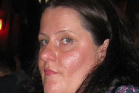 Ella es la mujer que engordó más de 40 libras para que su pareja, una pe...