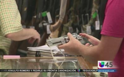 Protestarán contra  armas de fuego