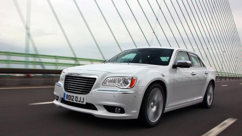 El Chrysler 300C representa un tercio de la gama de productos de la marca.