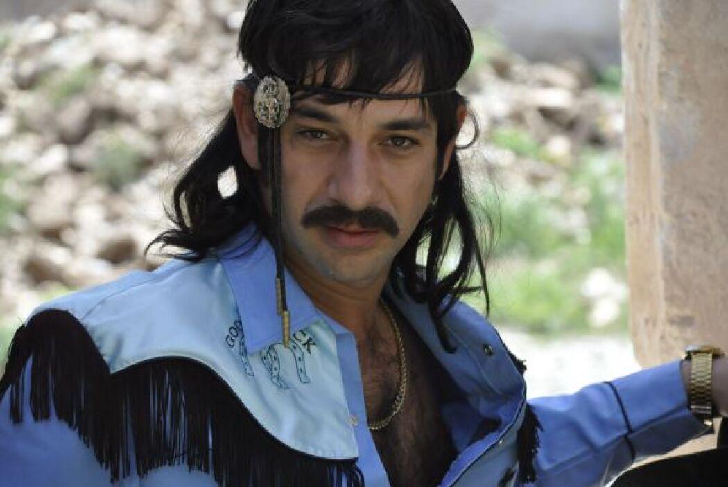 Zacarías, tan sensual, el líder de los Héroes del Norte y el que los lle...