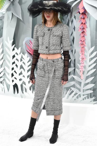 Una vez más Chanel es sinónimo de sofisticación y e...