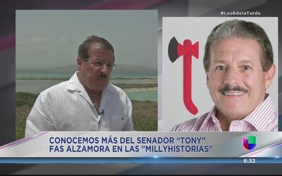 Conocemos más de Tony Fas Alzamora