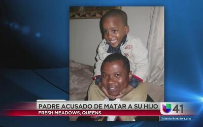 Padre acusado de matar a su hijo