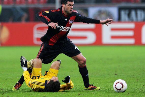 El Bayer Leverkusen había ganado en la Ida con un contundente 4-0.