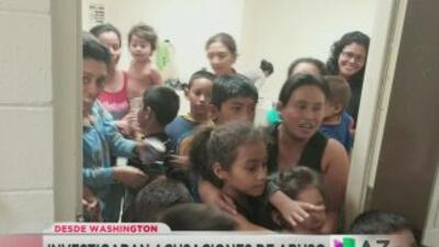 Reportan abusos a niños indocumentados
