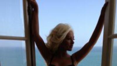 Christina Aguilera, ¿ese es tu cuerpo?