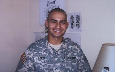 Imagen de Damián López Rodríguez, inmigrante hispano que llegó a EEUU in...