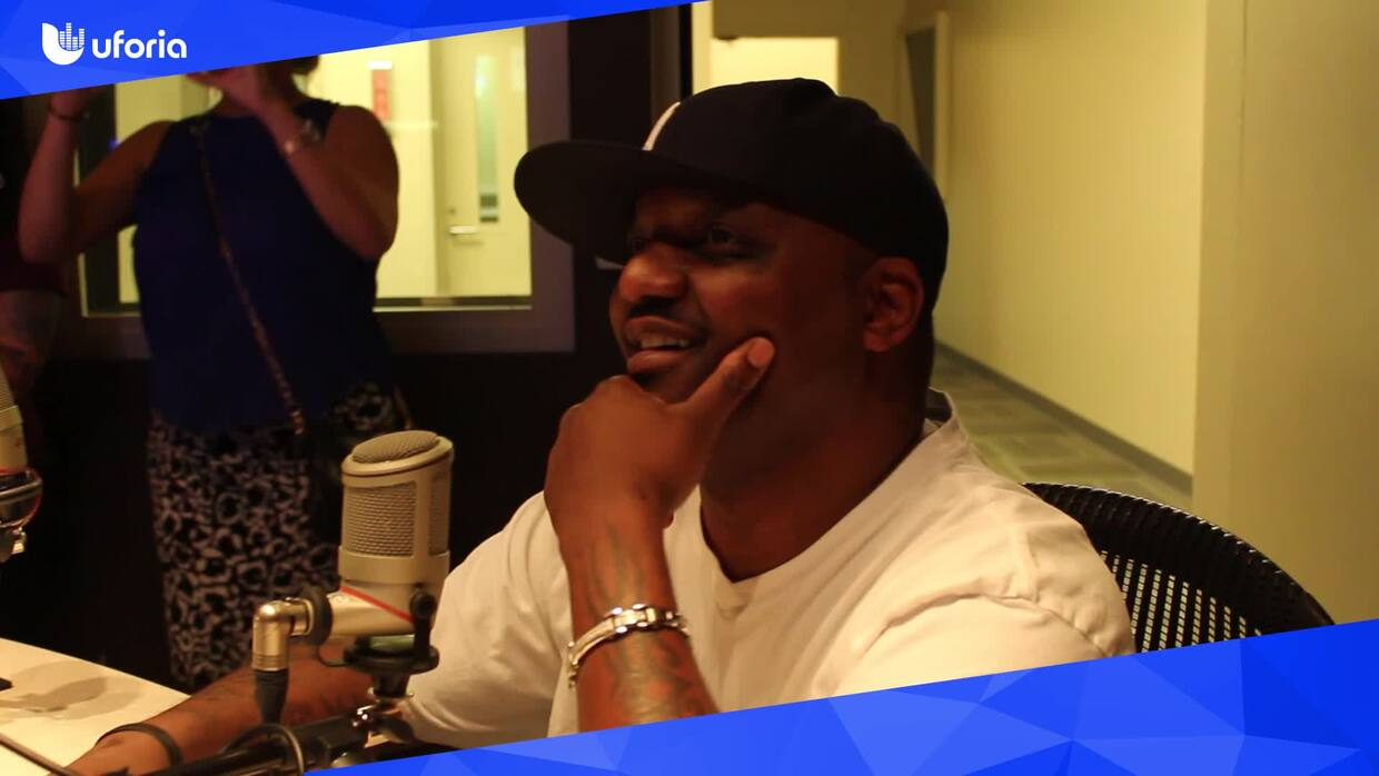 Uforia Interview: Robbie Rob talks with Aries Spears