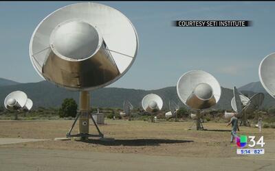 Astrónomos investigan una rara señal en el espacio