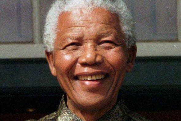Uno de los hombres más importantes de la historia reciente, Nelson Mande...