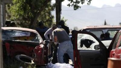 Policías mexicanos desactivaron y detonaron por seguridad un coche bomba...