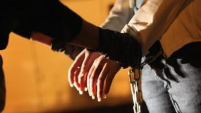 Una de las detenidas declaró recientemente que eran ciudadanas del Esta...