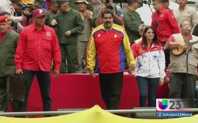 Opositores venezolanos advierten de posible fraude electoral