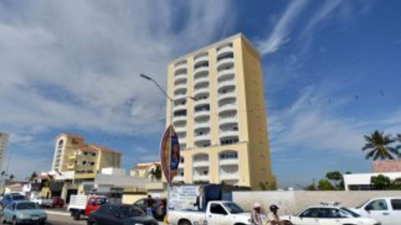 """""""El Chapo"""" Guzmán fue arrestadio en el apartamento 401 del edificio de c..."""