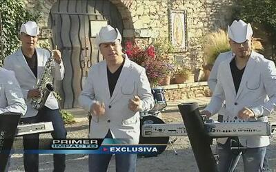 El 'Conjunto Atardecer' grabó video musical para su nuevo disco