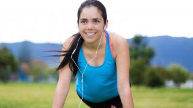 Si te gusta verte siempre espléndida, no temas hacer ejercicio. Anímate...